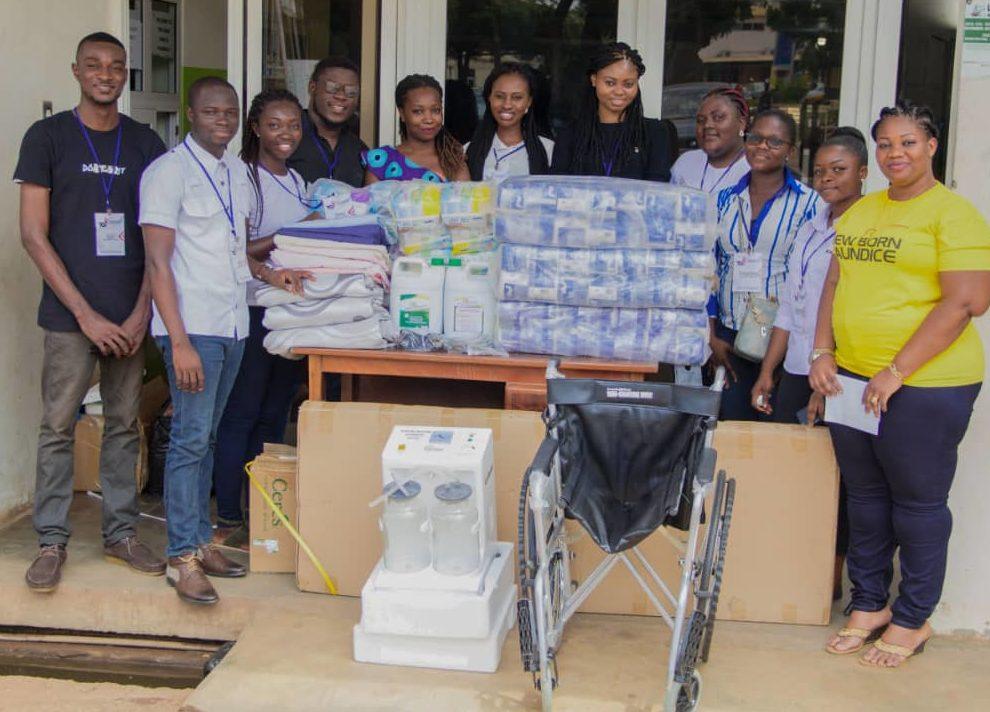 tgighana-korlebu project 2-charity